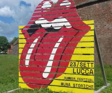 Offerta Hotel Rolling Stones Lucca - Concerto 23 Settembre Rolling Stones Lucca.